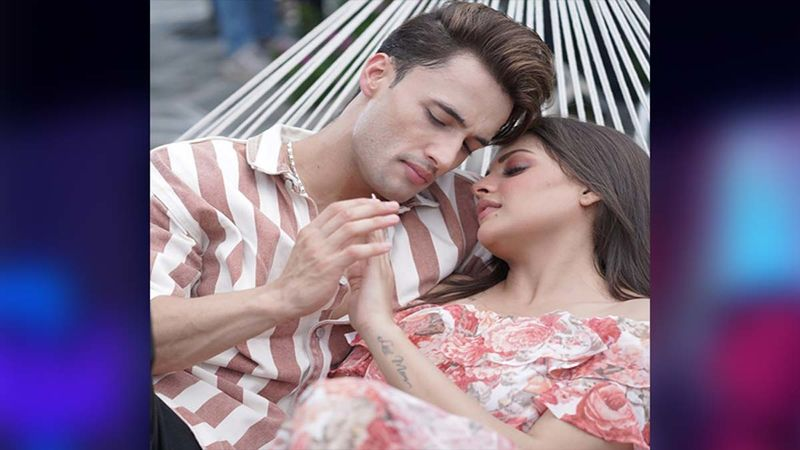 Himanshi Khurana And Asim Riaz's Loved Up Images From Their Upcoming Single Dil Ko Maine Di Kasam Will Make You Fall In Love Again