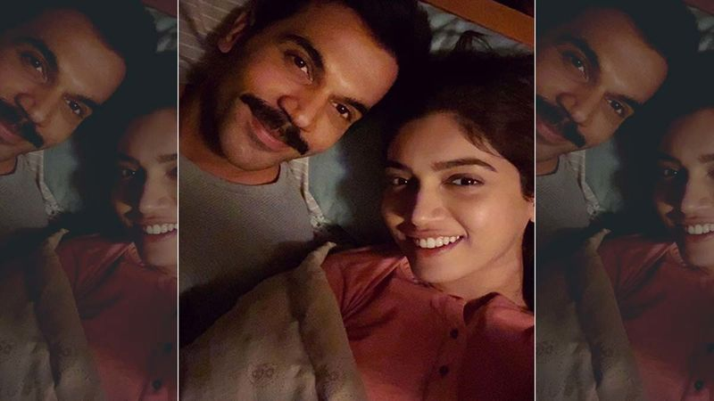 Bhumi Pednekar Drops A Picture With Rajkummar Rao In Their Badhaai Do Look; Gets Poetic With Her Caption