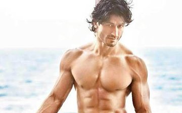 Vidyut Jammwal's look in Commando 2 is drool-worthy