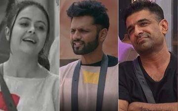 Bigg Boss 14: Devoleena Bhattacharjee And Rahul Vaidya Lock Horns; Latter Says 'Tum Baat Karti Ho Toh Mereko Eijaz Khan Dikhte Hai'- WATCH