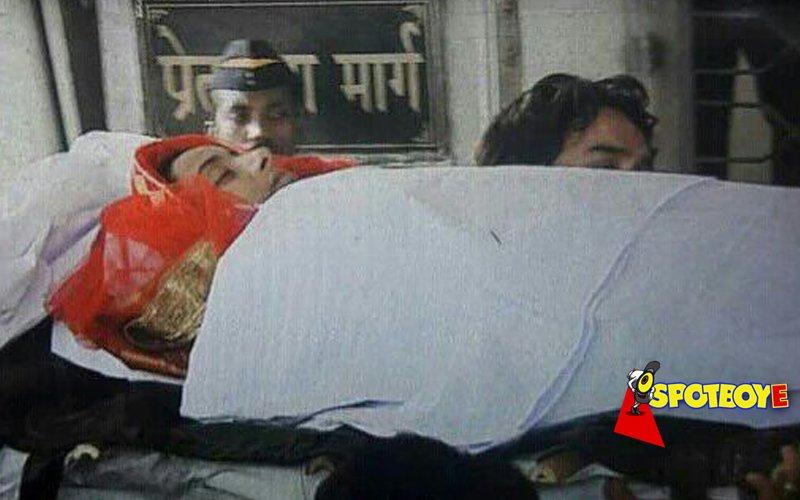 Pratyusha Banerjee's funeral