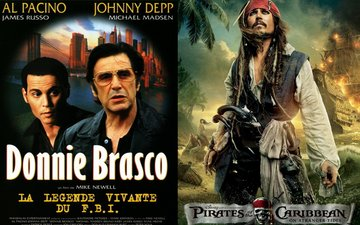 SpotboyE's favourite five Johnny Depp performances