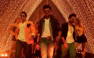 Riteish Deshmukh rocks the title track of Sunny Leone's Mastizaade