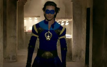 Tiger Shroff shows off his superhero moves in A Flying Jatt's title track