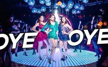 Nargis Fakhri rocks the Oye Oye remake
