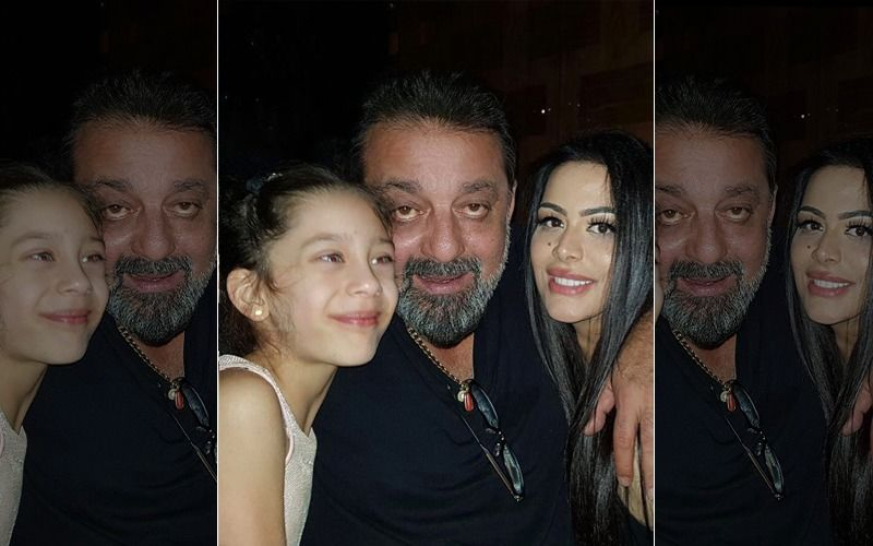 Sanjay Dutt Trolled For Wishing Iqra, But Not Trishala On National Girl Child Day