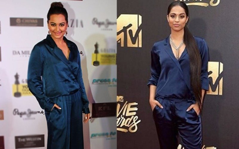 Who wore it better – Sonakshi or Superwoman?
