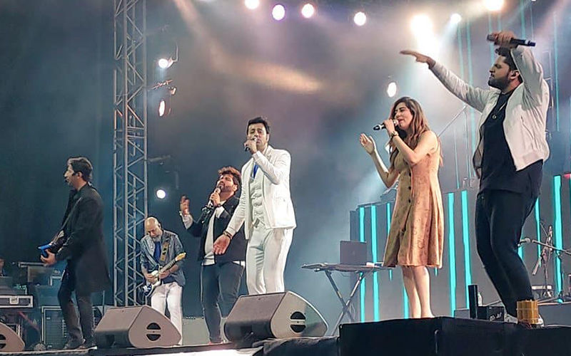 9XM On Stage With Salim-Sulaiman: A Night To Remember!