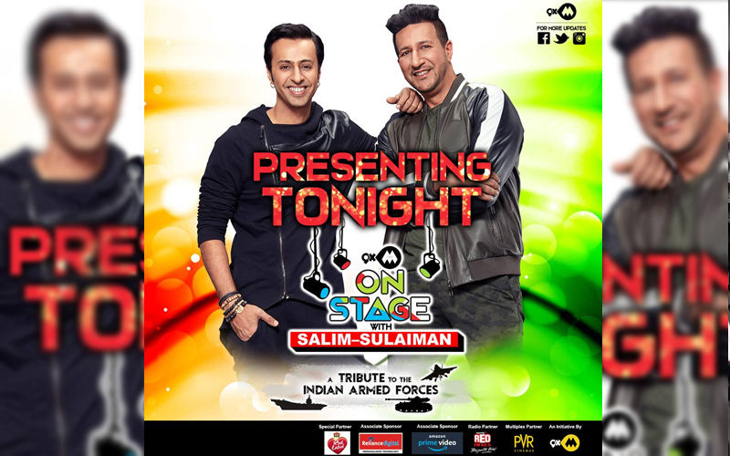 9XM On Stage With Salim-Sulaiman LIVE UPDATES: And The Musical Night Ends On A High Note With Chak De! India