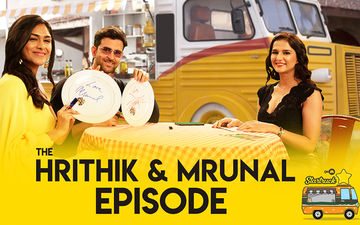 9XM Startruck With Hrithik Roshan, Mrunal Thakur - Catch The Episode On July 12!