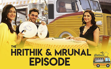 9XM Startruck With Hrithik Roshan-Mrunal Thakur: Super 30 Pair Talks About Their Favourite Junk Food, Midnight Snack, Restaurant And More