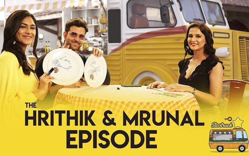 9XM Startruck With Hrithik Roshan-Mrunal Thakur: Super 30 Pair Talks About Their Favourite Junk Food, Midnight Snack, Restaurant And More