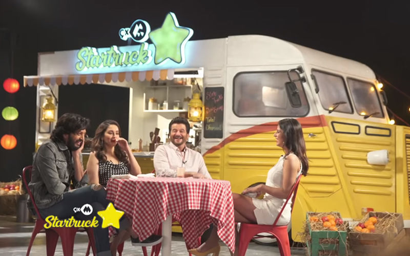 9XM Startruck With Madhuri Dixit-Anil Kapoor-Riteish Deshmukh: Total Dhamaal Team Talks About Their Favourite Junk Food, Midnight Snack, Restaurant And More
