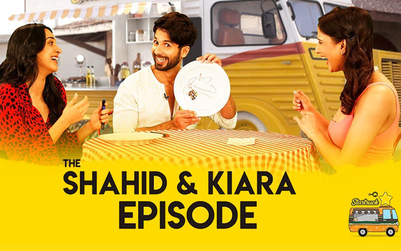 9XM Startruck With Shahid Kapoor-Kiara Advani: Kabir Singh Pair Talks About Their Favourite Junk Food, Midnight Snack, Restaurant And More