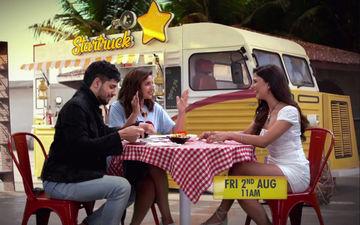9XM Startruck With Sidharth Malhotra, Parineeti Chopra - Catch The Episode On Aug 2!