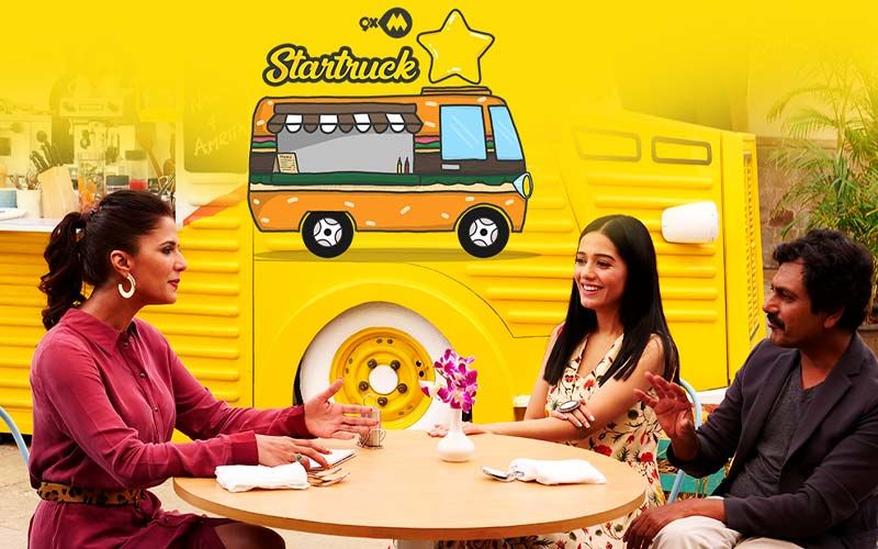 9XM Startruck With Nawazuddin Siddiqui And Amrita Rao- Catch The Episode Tomorrow!