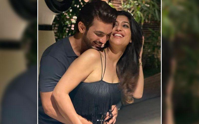 Arjun Bijlani Shows His Hilarious 'Version Of Paani Paani Ho Gayi'; Drops Wife Neha Bijlani In The Pool- Watch