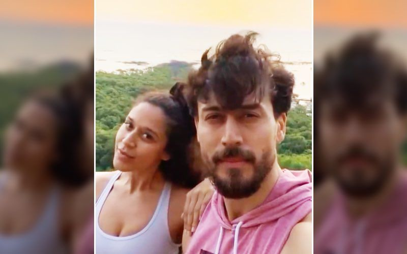 Tiger Shroff's Sister Krishna Shroff Reveals She Would Do A Movie But On One Condition; Says 'That's The Only Time You'd See Me Onscreen'