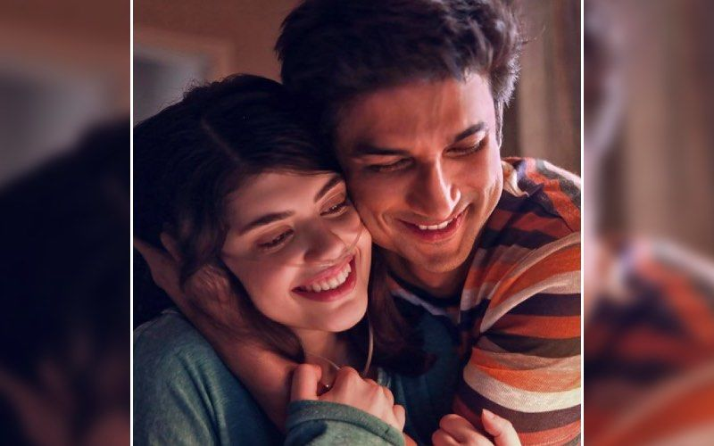 Late Sushant Singh Rajput's Dil Bechara Co-Star Sanjana Sanghi Declared No 1 Breakout Star Of The Year By IMDB; Actress Finds It 'Surreal'