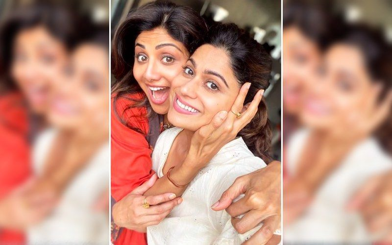 Bigg Boss OTT: Shamita Shetty Gets Teary-Eyed After Sister Shilpa Shetty Sends A Warm Message; Says 'Agar Tum Strong Ho Toh Mein Strong Hoon'-Watch