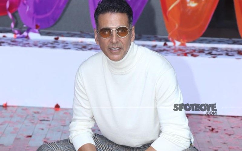 Akshay Kumar Reveals He Draws Inspiration For His On-Screen Characters From Real Life; Announces Professional Masterclass For Aspiring Actors-Watch