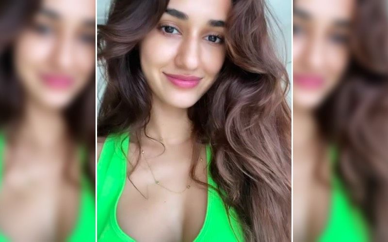 Disha Patani Twists and Turns To Give Out Summer Vibes In Easy Breezy Outfits; Actress Flaunts Her Style For An Ad Shoot- Watch