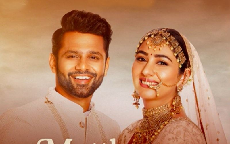 Matthe Te Chamkan Audio Song OUT: Rahul Vaidya-Disha Parma's Wedding Track Is A Soulful Rendition