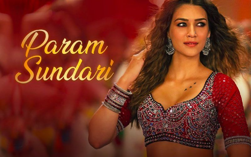 Mimi Song Param Sundari OUT: Kriti Sanon Brings The Hottest Dance Track Of 2021; Burns The Dance Floor With Killer Moves- Watch