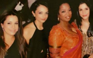 Fabulous Lives Of Bollywood Wives: Maheep Kapoor Shares Throwback Picture Oprah Winfrey Along With Seema Khan, Neelima Kothari