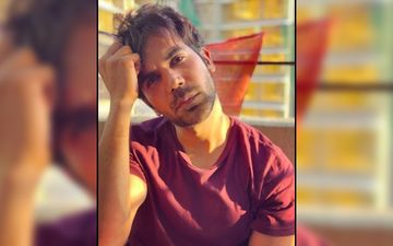 Rajkummar Rao Shares A Pensive Mood Photo As He Waits For COVID-19 Vaccine; Says: 'Mask Is The Only Vaccine For Now'