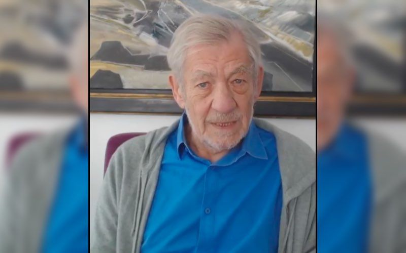 Lord Of The Rings Star Ian McKellen Receives His First Dose Of COVID-19 Vaccine Shot; Says: 'Feel Very Lucky And Euphoric'