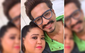 Bharti Singh-Haarsh Limbachiyaa Trolled For Love Soaked Pictures After Bail In Drug Probe; Harsh Trashes Trolls But Mutes Comments Later