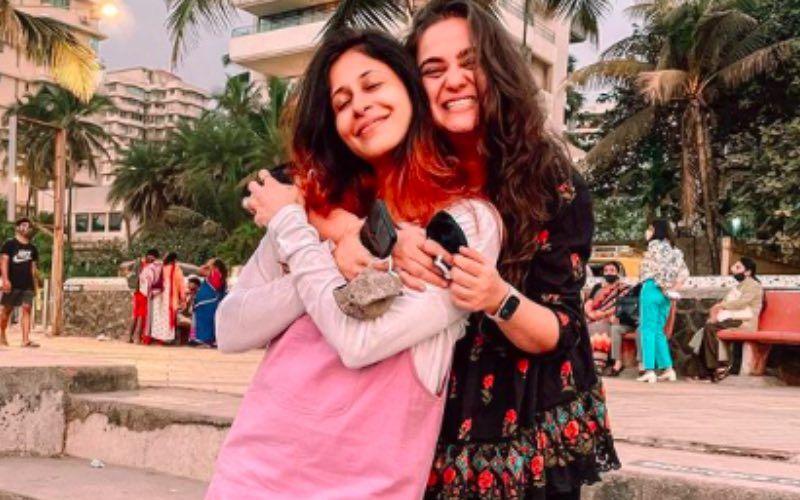 Preggers Kishwer Merchant Gives A Peek Into Her Friend Gurneet Chadha's X Rated Bachelorette Party- See Pics