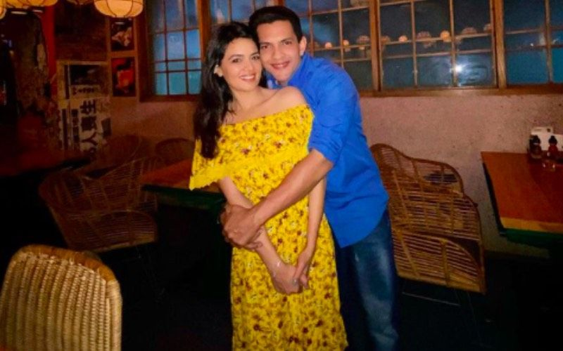 Aditya Narayan Soaks In Post-Wedded Bliss, Says, 'It Feels Like A Dream, Which Has Come True'