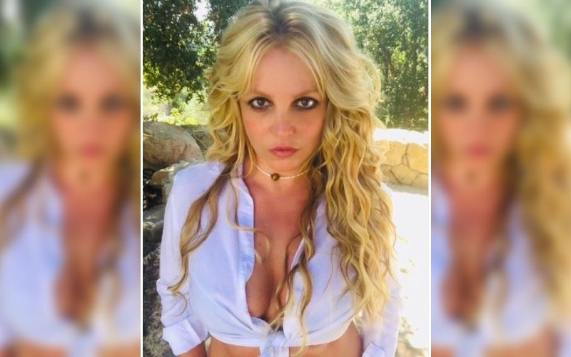 Britney Spears Shares Topless Photo On Her Instagram Amidst Conservatorship Battle; Breaks The Internet