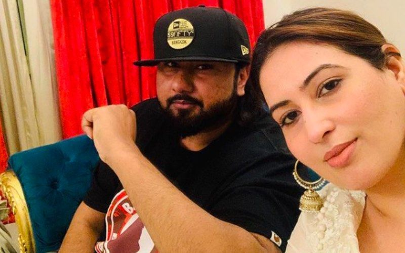 Honey Singh's Wife Shalini Talwar Breaks Into Tears In Court During Her Domestic Violence Hearing; Deets INSIDE