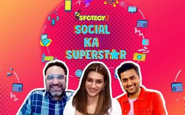 SpotboyE's 'Social Ka Superstar': Not Only Her Mimi, Kriti Sanon Also Had A Shirtless Poster Of An Actor Pasted On Her Bedroom Wall-EXCLUSIVE