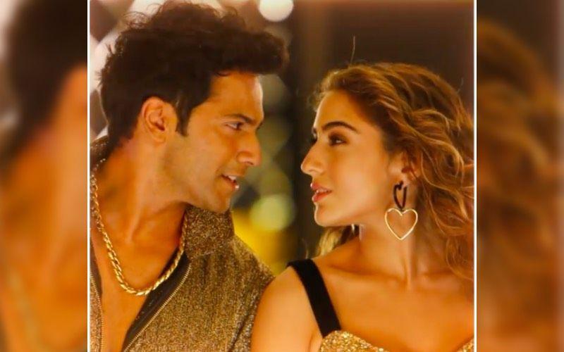 Coolie No 1 Song Husnn Hai Suhaana New Teaser: Varun Dhawan And Sara Ali Khan Bring Back The 90s That Belonged To Govinda And Karisma Kapoor – VIDEO