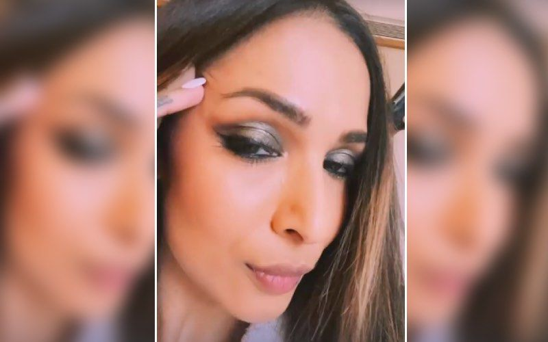 Malaika Arora Slays Netizens' Heart With Her Trendy Eyeshadow Looks; Take Note On How To Glam Up Your Dull Day