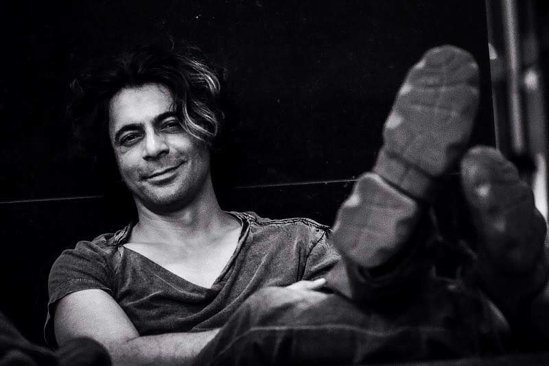 A Candid Picture Of Sunil Grover