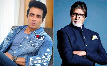 Fan Compares Sonu Sood To Amitabh Bachchan; Read The Actor's Humble Response HERE