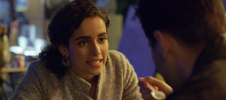 A Still Of Sanya Malhotra From Badhai Ho