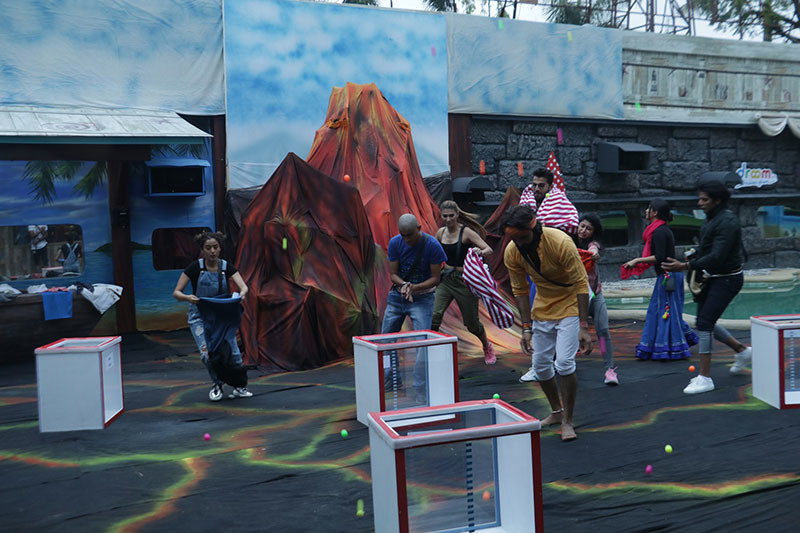 A Still From Bigg Boss 12 Day 17