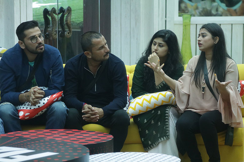 A Still From Bigg Boss 12 Day 5