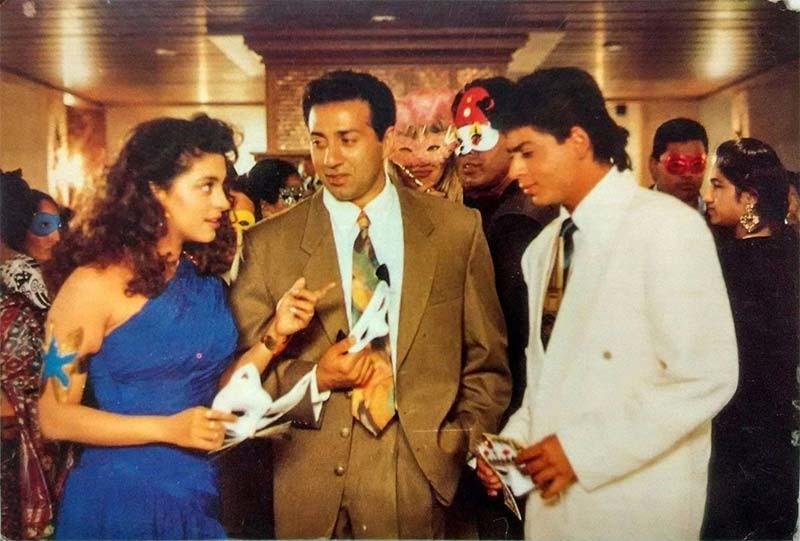 Sunny Deol reveals what actually led to his fallout with Shah Rukh Khan on the sets of the 1993 film Darr