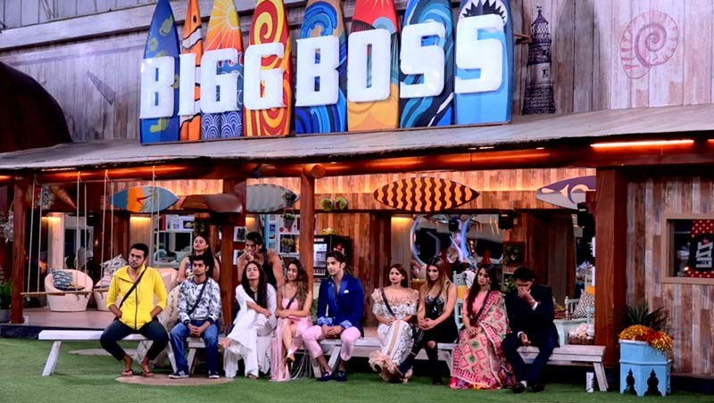 A Still From The House Of Bigg Boss 12