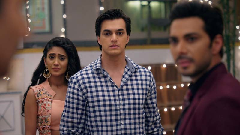 A Still From The Show Yeh Rishta Kya Kehlata Hai
