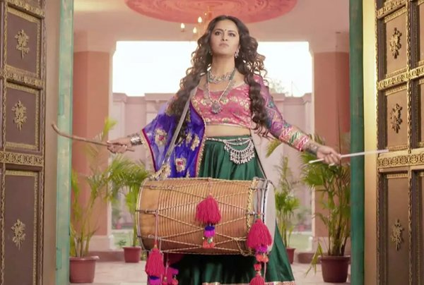 A Still Of Avika Gor From Laado 2