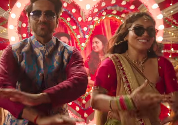 A still from shubh mangal saavdhan