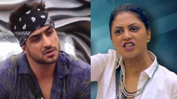 Bigg Boss 14: Aly Goni Calls Kavita Kaushik 'Ghatiya Auraat' As She Calls Him The 'Gunda' Of The House In An Argument